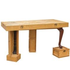 Crate Desk
