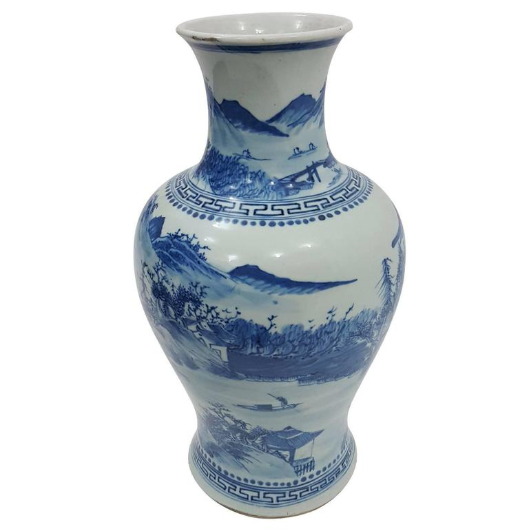 20th Century, Chinese, Porcelain Pot