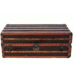 Louis Vuitton Vintage Trunk or Coffee Table