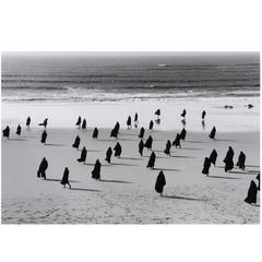 Shirin Neshat, 'Rapture' Series 'Women', Silver Print Photograph, 1999