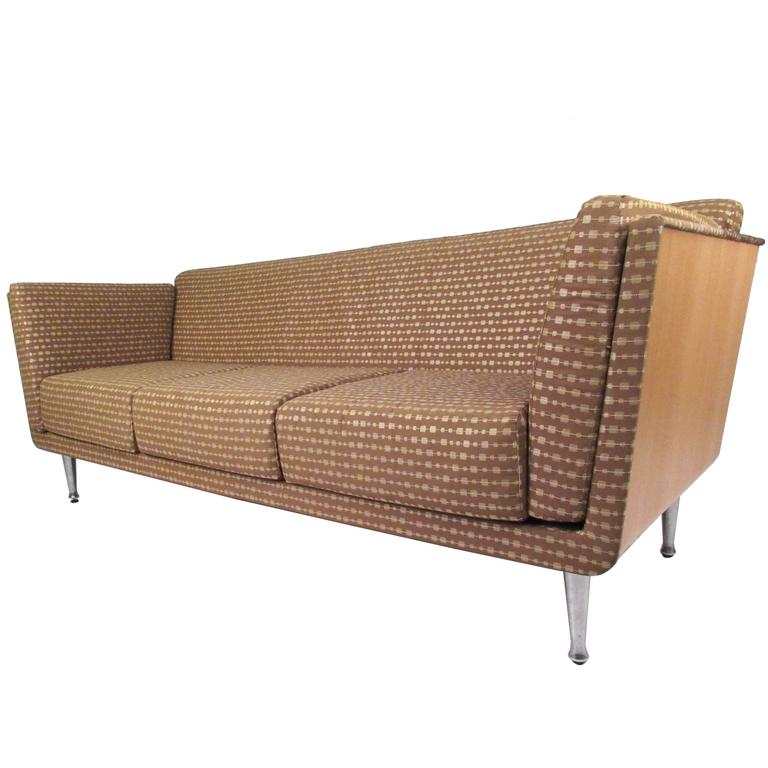 Herman Miller Sofa By Mark Goetz For Sale