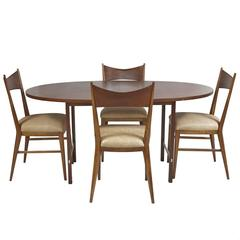 Paul McCobb for Calvin Dining Room Table and Chairs