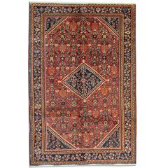 Antique Ziegler Mahal Persian Rugs, Carpet from Sultanabad