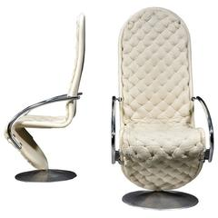 1-2-3 System Lounge Chair by Verner Panton