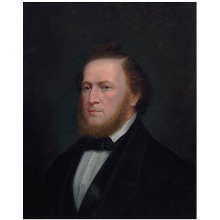 Brigham Young (1865) by Enoch Wood Perry Jr.