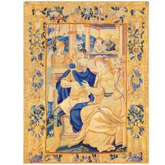 Flandres Antique Tapestry, 16th Century