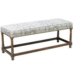 Henredon Heritage Upholstered Bench