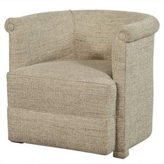 Fully Upholstered Classic Tub Chair