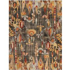 Art Deco Rug, Carpet from India