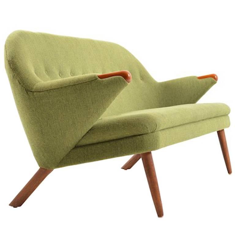 Early Danish Three-Seat Sofa by Georg Thams