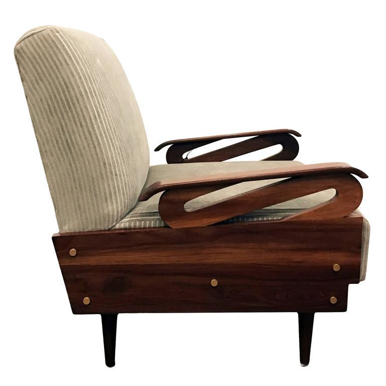 """Palevsky """"Rio"""" Club Chair"""