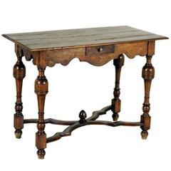 Italian Walnut Writing Table