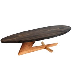 Unique Signed Table by Jörg Pietschmann