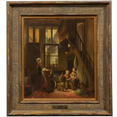 19th Century, Dutch Painting