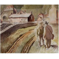 Henry George Glyde Painting