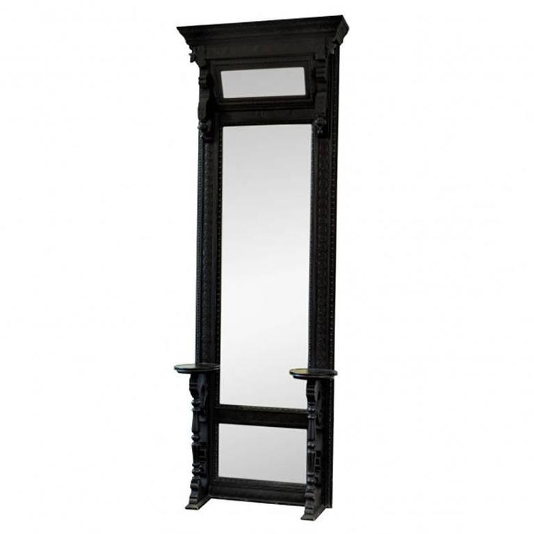 Aesthetic Movement Pier Mirror For Sale