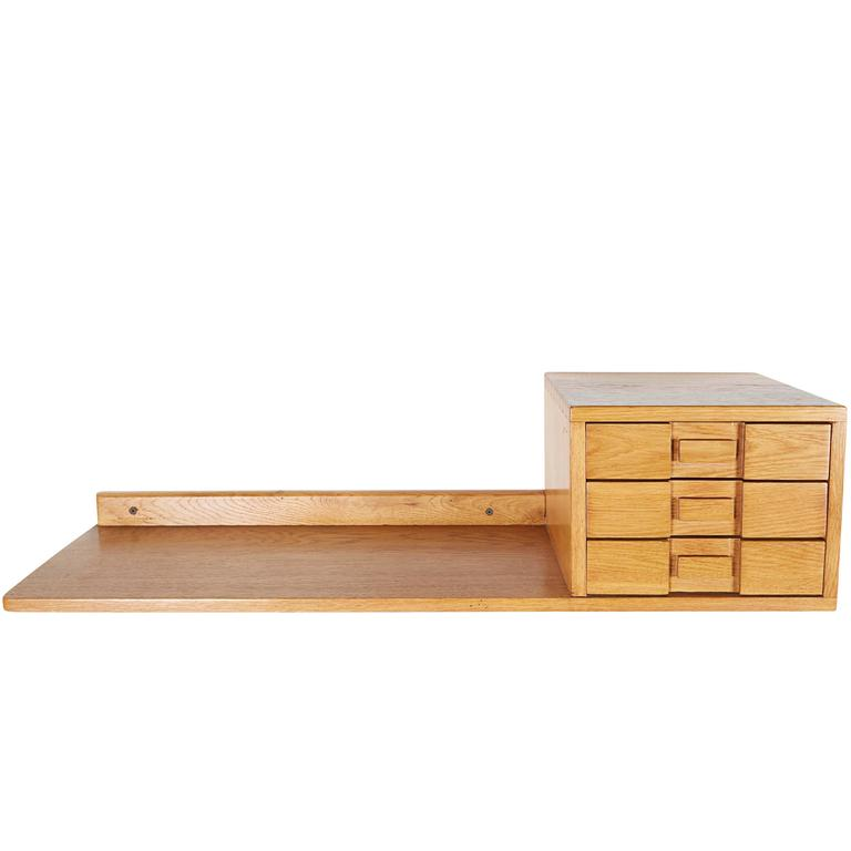 Danish Floating Shelf 1