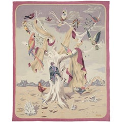 ML Aubusson Renard, French Tapestry