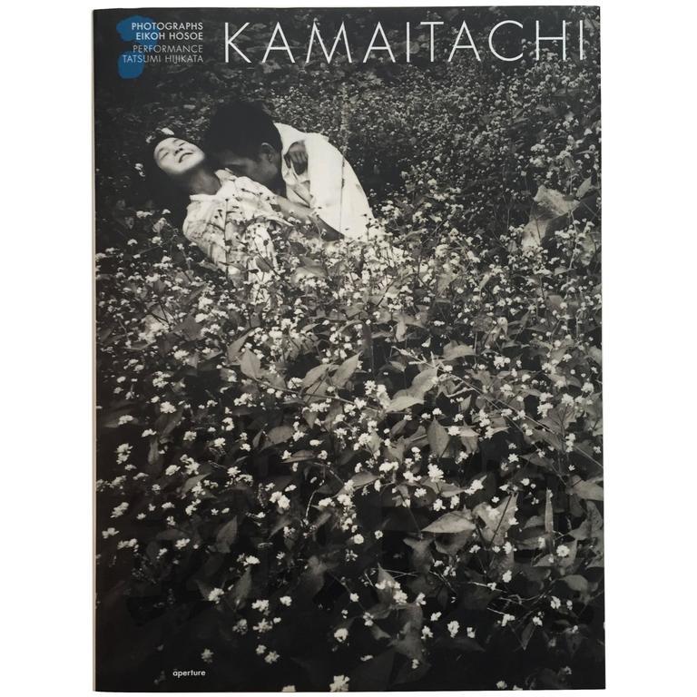 Eikoh Hosoe Kamaitachi Book For Sale