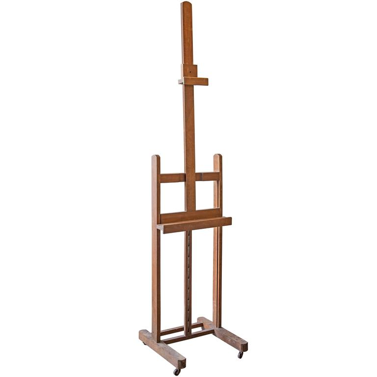 Vintage French Artist's Easel 1