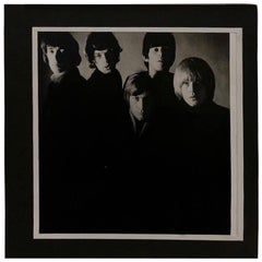 Rolling Stones Super Rare Original Production Photo