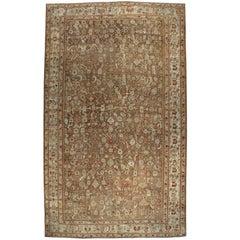 Antique Turkish Ghourdes Carpet