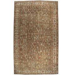 Antique Turkish Ghourdes Carpet