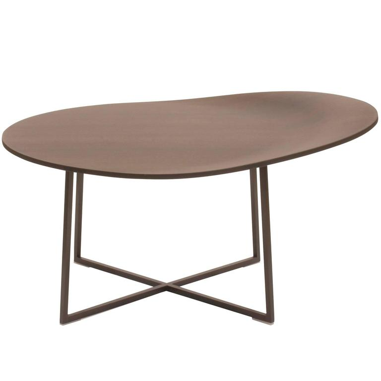 Trevi Side Coffee End Table By Matteo Nunziati For Molteni Italy For Sale At 1stdibs