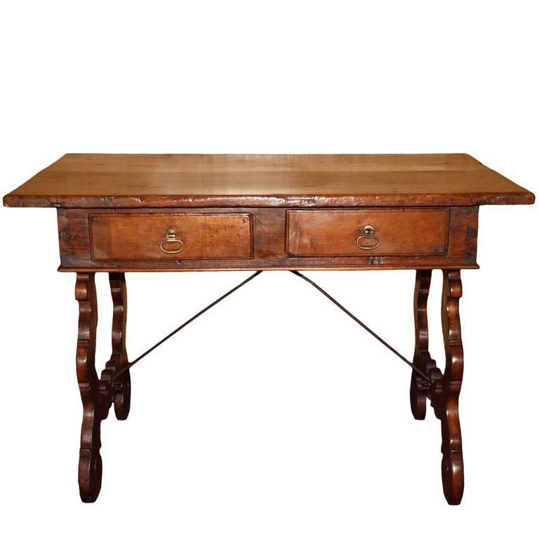 18th Century Tuscan Walnut Desk 1