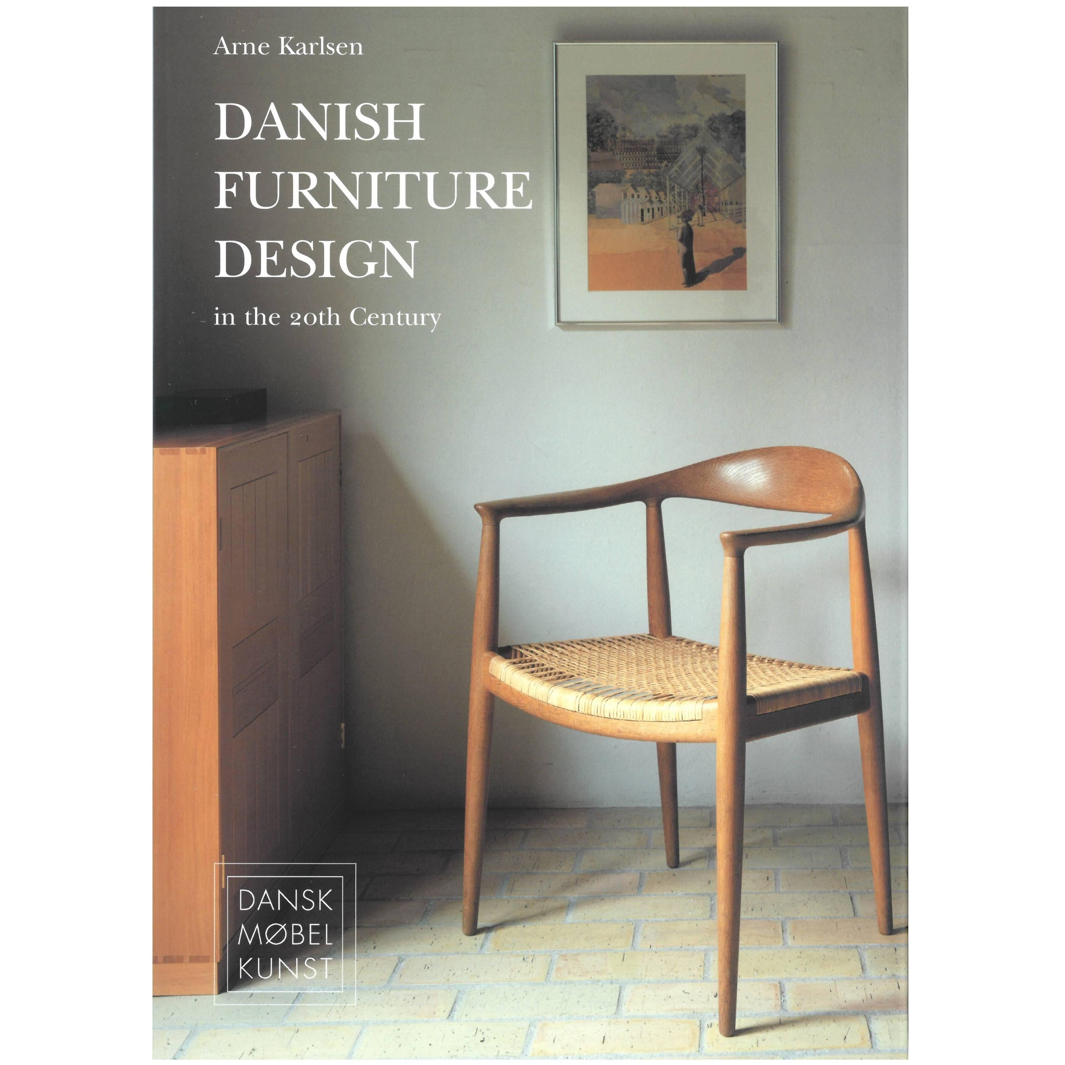 Danish furniture design in the 20th century book at 1stdibs