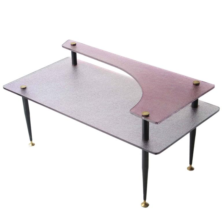 Italian Coffee Table Designed by Angelo Ostuni