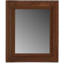 Italian Style Walnut Mirror