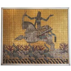 Mosaic by Valentin Shabaeff
