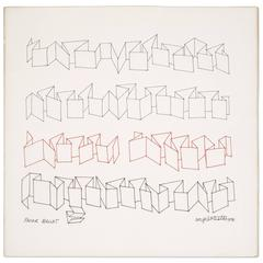 "Angelo Testa ""Paper Ballet"""