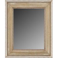 Mid-Century Modernist Style Gilt Mirror