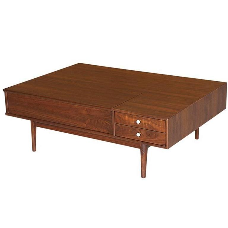 Stewart Macdougall And Kipp Stewart Declaration Coffee Table For Drexel At 1stdibs