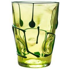 Set of Six Medio Graffio Glasses