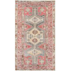 Beautiful Antique Persian Malayer Rug