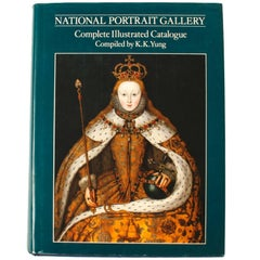 National Portrait Gallery, Complete Illustrated Catalogue, First Edition