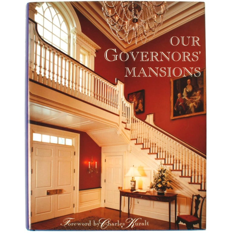Our Governors Mansions by Cathy Keating, First Edition For Sale