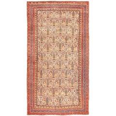 Large Antique Persian Afshar Rug