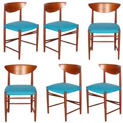 Hivdt & Molgaard 316 Dining Chairs