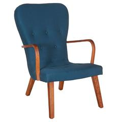 Mid Century Swedish Arm Chair