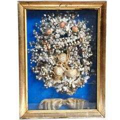 Italian Framed Wedding Garland