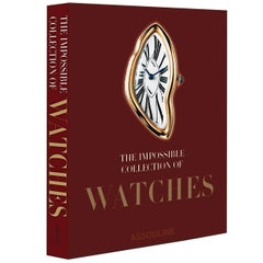 """The Impossible Collection of Watches"" Book"