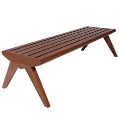 V Bench by PLANEfurniture