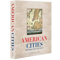 """American Cities"" Book"