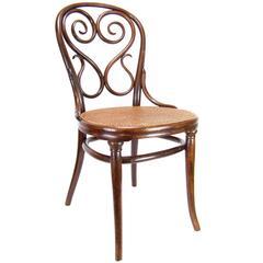 Chair Thonet No. 4, circa 1885