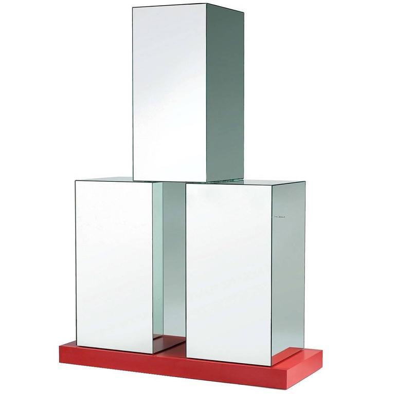 Ettore Sottsass, Cabinet, Limited Edition, Oak Design Edizioni, Italy