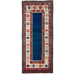 Antique Caucasian Talish Runner, 19th Century